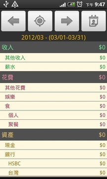 每日記帳本(Daily Money)