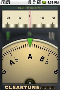 调音器 Cleartune - Chromatic Tuner