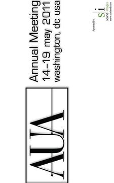 美国泌尿协会2011课程 AUA 2011 Courses