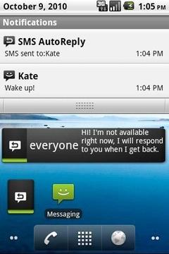 短信自动回复 SMS AutoReply