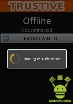 Wifi热点搜寻 MyHotspotter