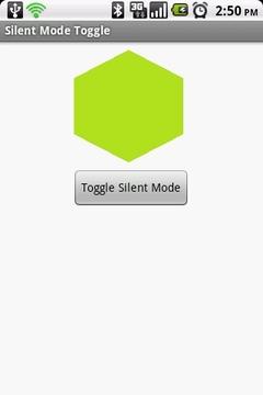 声音开关 Silent Mode Toggle