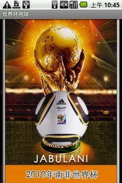 世界杯用球