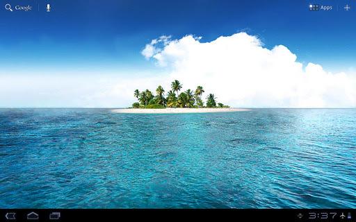 主题 海岛动态壁纸