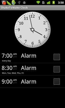 不让你睡小闹钟