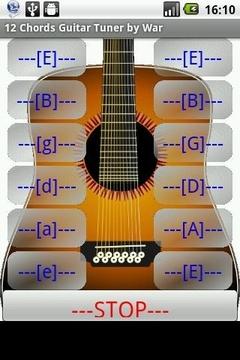 12弦吉他调谐器