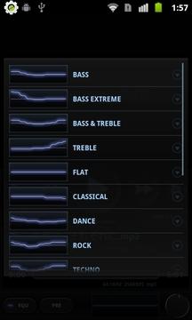 音乐播放器部件包