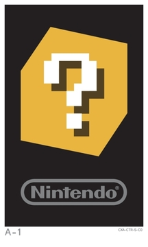 任天堂3DS AR卡