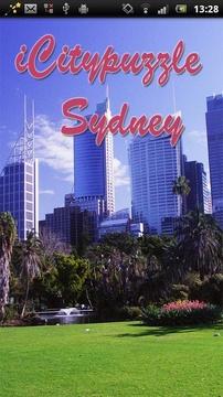 悉尼滑动拼图