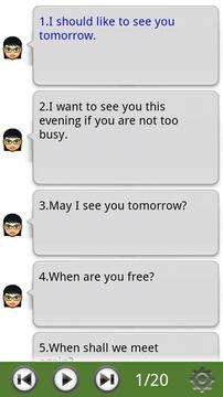 中级英语会话