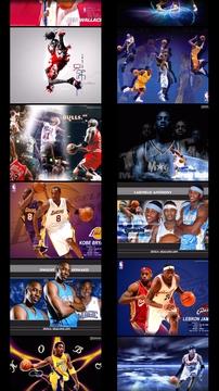 部落篮球壁纸