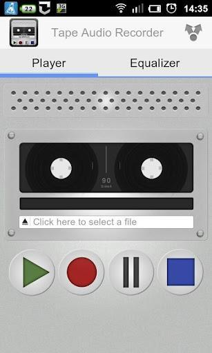 磁带录音机