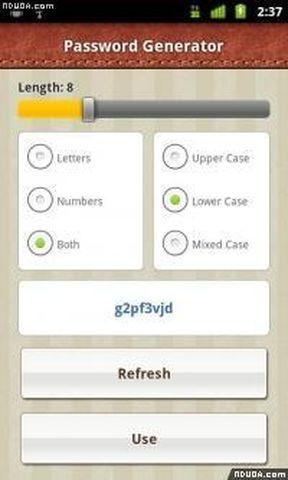 口袋密码:Pocket