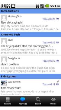 Cherokee Forum