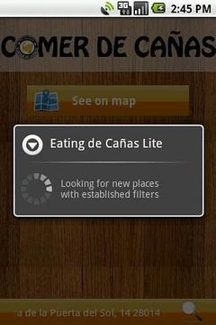 Eating de Cañ