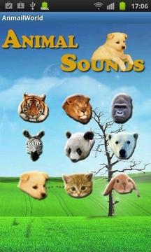 动物王国 照片会动 叫声教学