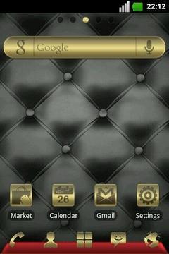 Gold Bar GO Widget