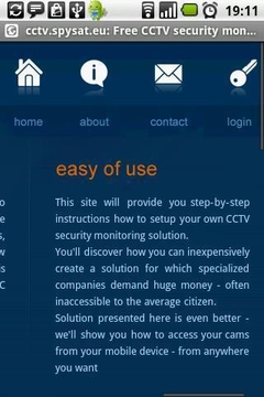 Free CCTV security monitoring