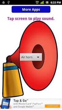 Air Horn Morph