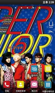 [SSKIN] Super Junior_Mr.Simple