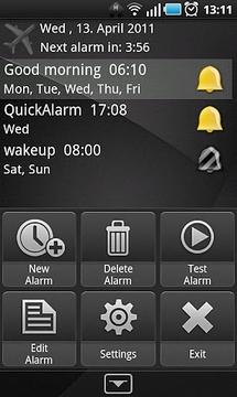 G-Alarm Demo