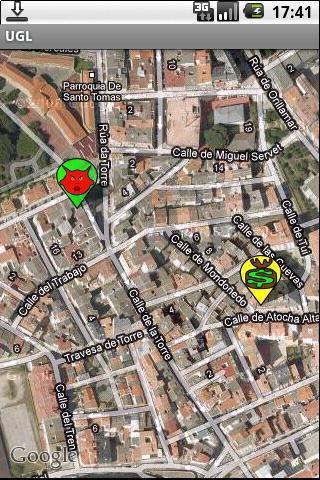 Ubalda地理位置