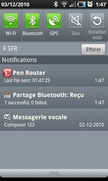 Anoto Pen Router