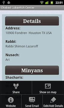 寻找 Minyanim