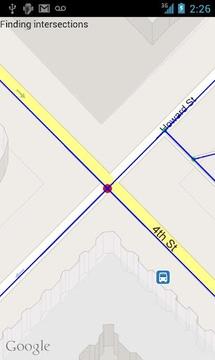 谷歌路口管理