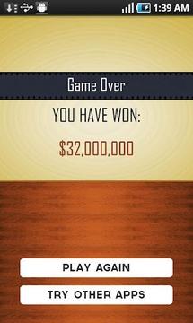 Billionaire Quiz