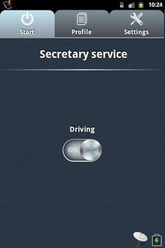 Telephone Secretary