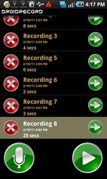 会议记录 Droid Record
