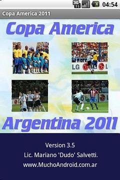 2011美洲杯