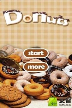 Donuts Maker,制作甜甜圈