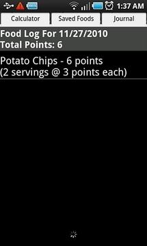 饮食要点计算器