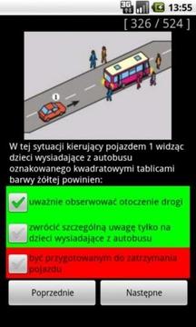 Testy na Prawo Jazdy kat. B