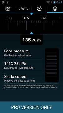 SyPressure (Barometer)