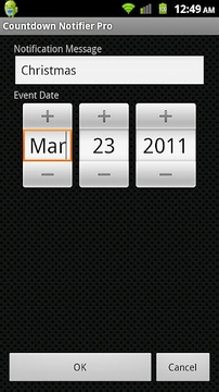 Countdown Notifier Pro