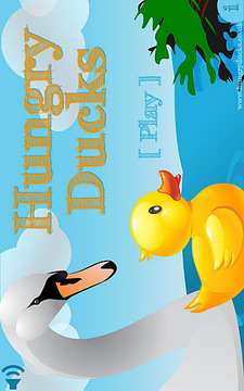 Hungry Ducks Free