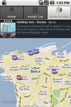 Hotels in Beirut Lebanon