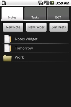 PADroid Notepad: Notes & Tasks