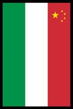 字典意大利华人