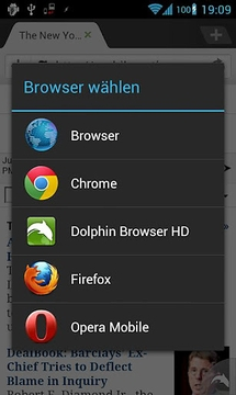Dolphin: Send To Browser