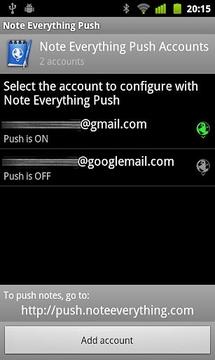 NE Push Add-On