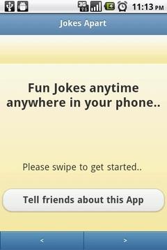 Jokes Apart