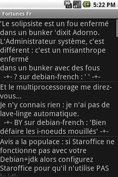 Citations FR