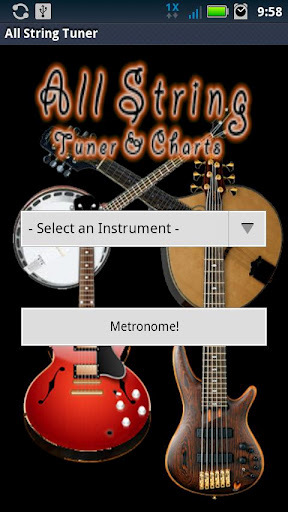 All String Tuner Free