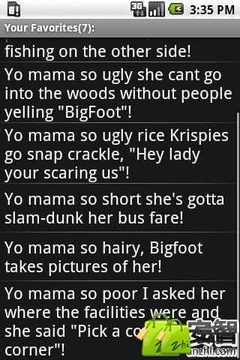 FREE Yo Mama Extreme Voice