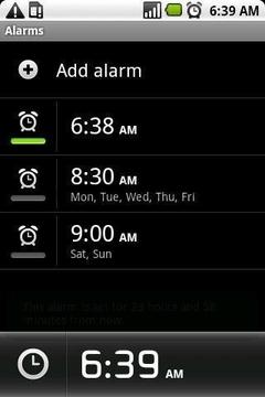 Stock Alarm