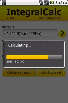 积分计算器